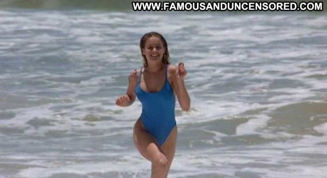 Ami Dolenz She S Out Of Control Beach Swimsuit Celebrity Big Tits