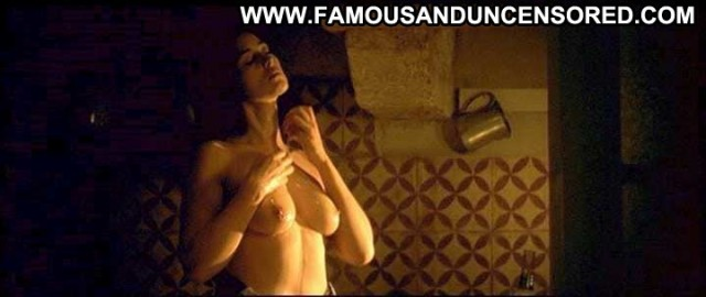 Monica Bellucci Malena  Topless Celebrity Breasts Big Tits