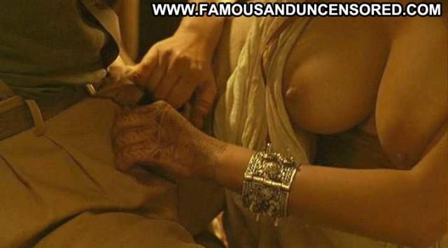 Amina Annabi The Sheltering Sky Nice Big Tits Breasts Celebrity