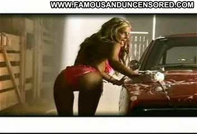 Jessica Simpson The Dukes Of Hazzard Car Nice Ass Bikini Cute Nude