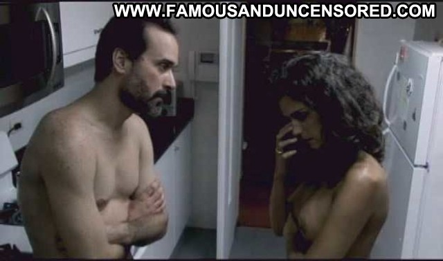 Vanessa Saba Nude Sexy Scene Un Dia Sin Sexo Kitchen Slender