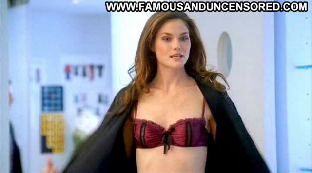 Mini Anden Ugly Betty Stockings Skirt Sexy Famous Actress Posing Hot