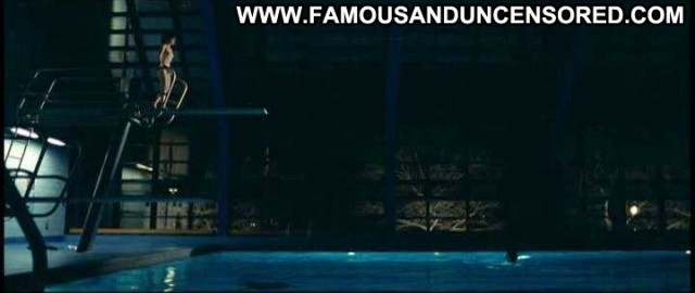 Zooey Deschanel Gigantic Topless Pool Nude Scene Doll Cute Babe