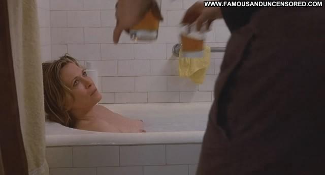 Faye Dunaway Barfly Couple Breasts Big Tits Nipples Celebrity