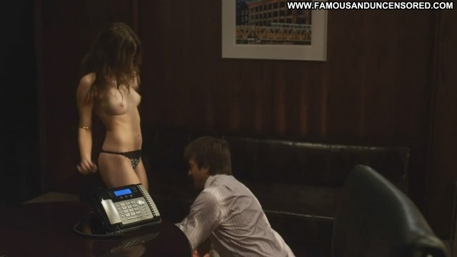 Augie Duke Chemistry Celebrity Office Thong Boots Big Tits Leather
