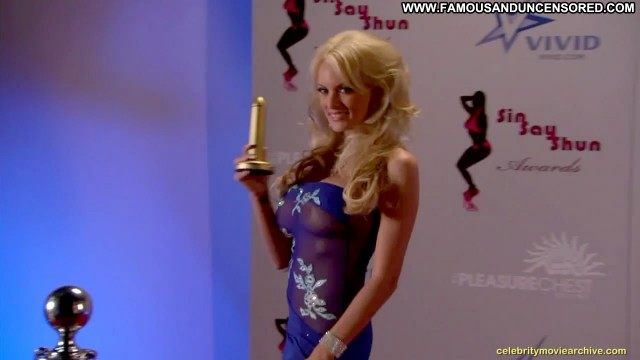Stormy Daniels Nude Sexy Scene Party Down Red Carpet Awards