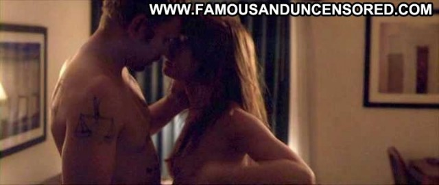 Alicia Witt Joint Body  Topless Breasts Big Tits Bra Celebrity