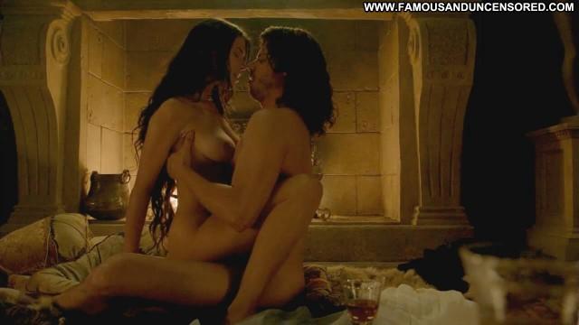 Ana Ularu The Borgias Breasts Sex Big Tits Celebrity