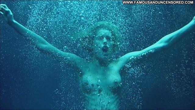 Rebecca Romijn Femme Fatale Bush Big Tits Celebrity Nude Underwater