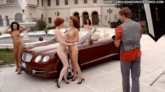 Heather Vandeven Life On Top Nude Car Photoshoot Doll Nude Scene Cute