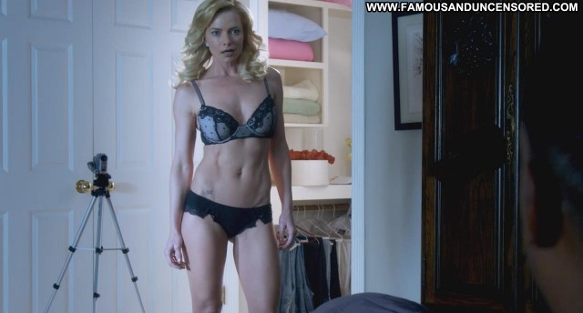 Jaime Pressly A Haunted House Sex Wild Bed Bra Gorgeous Nude Female