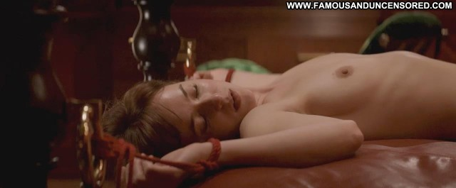 Dakota Johnson Fifty Shades Of Grey Big Tits Celebrity Bush Breasts