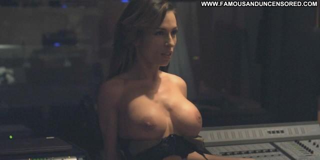Aria London The Badger Game Sex Breasts Shirt Big Tits London