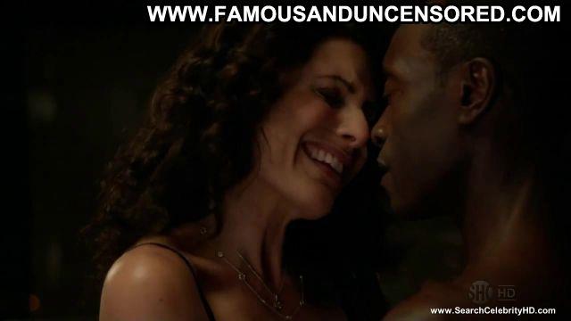 Lisa Edelstein Nude Sexy Scene House Of Lies Interracial Hot