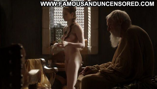 Sahara Knite Nude Sexy Scene Game Of Thrones Redhead Famous