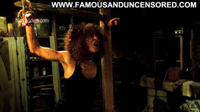 Taryn Maxximillian Dafoe Nude Sexy Scene In Exit To Hell Hot