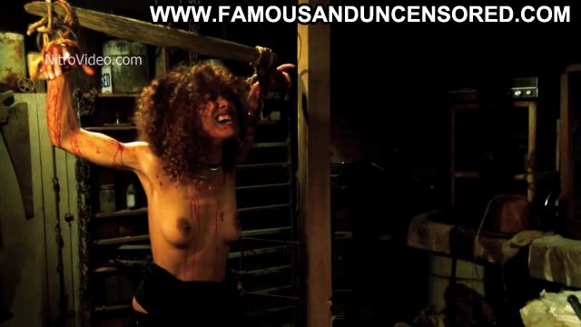 Taryn Maxximillian Dafoe Nude Sexy Scene In Exit To Hell Hot