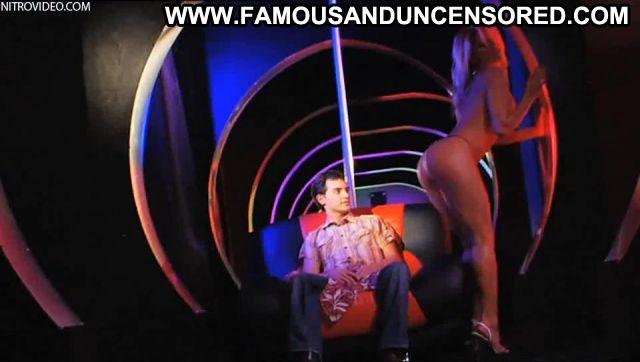 Anna Kalina Lap Dance Queen Famous Sexy Sexy Scene Lap Dance