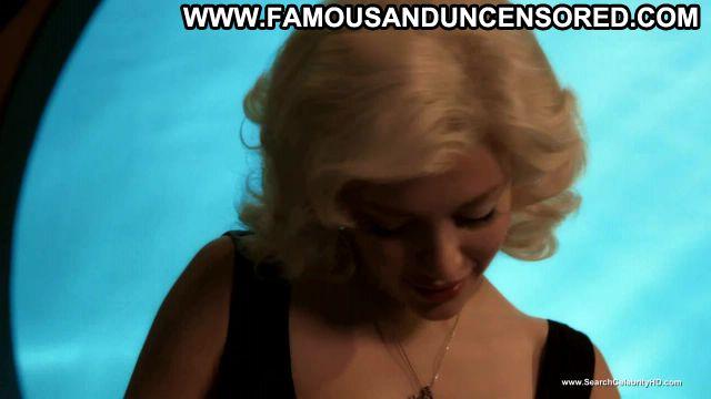 Elena Satine Nude Sexy Scene Magic City Sex Scene Blonde Hot