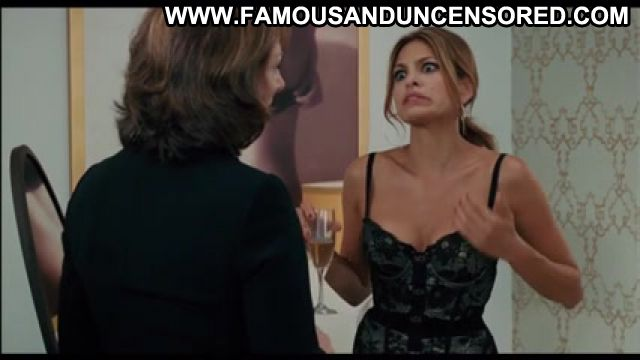 Eva Mendes No Source Celebrity Posing Hot Latina Stockings Celebrity