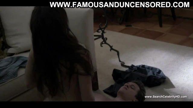 Hannah Ware Nude Sexy Scene Boss Sex Scene Showing Tits Cute