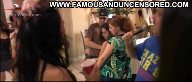 Janessa Brazil Nude Sexy Scene Girls Gone Dead Party Bikini