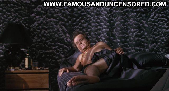 Kari Wuhrer Nude Sexy Scene The Crossing Guard Puffy Nipples