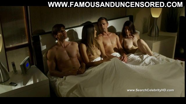 Regan Brooks Nude Sexy Scene Chemistry Foursome Sex Scene