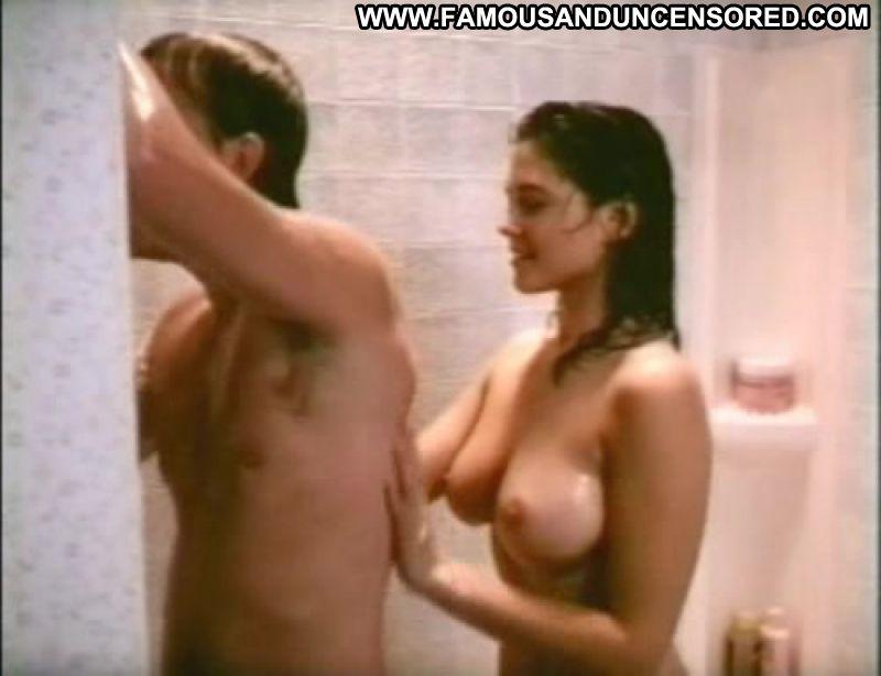 Hot sex shower scene
