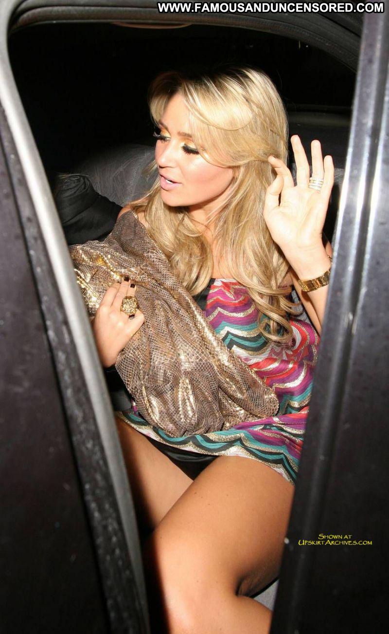 blonde upskirts