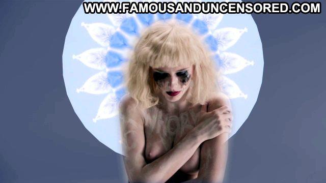 Alyssa Campanella No Source Posing Hot Blonde Famous Big Tits Tits