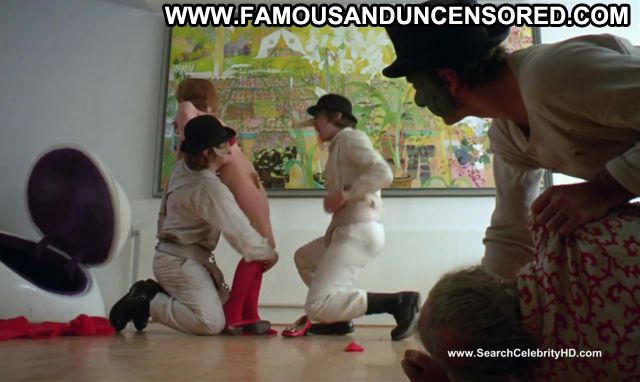 Adrienne Corri Nude Sexy Scene A Clockwork Orange Tied Up