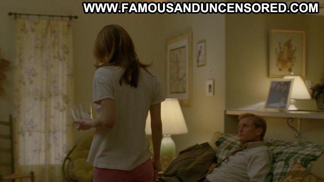 Alexandra Daddario Nude Sexy Scene True Detective Teasing