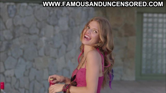 Annalynne Mccord Nude Sexy Scene Scorned Outdoors Blonde Hot
