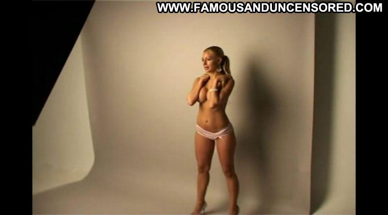 francese2 photoshoot blonde big tits big ass posing hot babe 8