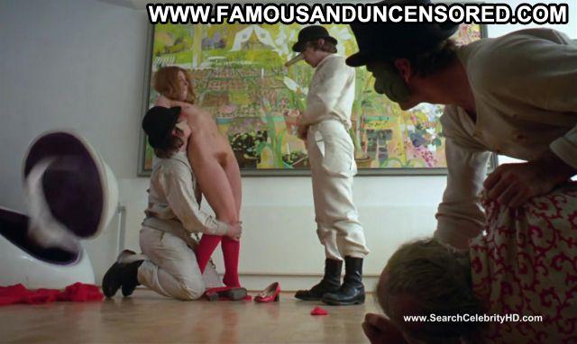 Adrienne Corri A Clockwork Orange Orange Sexy Scene Sexy Famous Nude