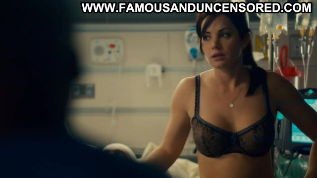Erica Durance Nude Sexy Scene Saving Hope Nurse Uniform Doll