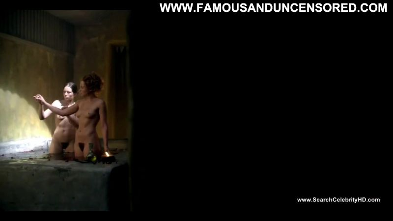 ayse tezel nude sexy scene in spartacus celebrity photos and videos