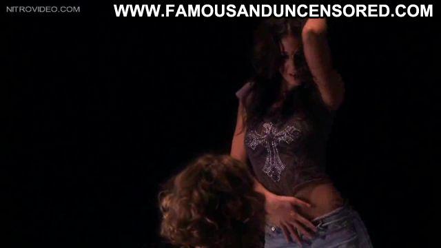 Adrianne Palicki Nude Sexy Scene Elektra Luxx Lap Dance Doll