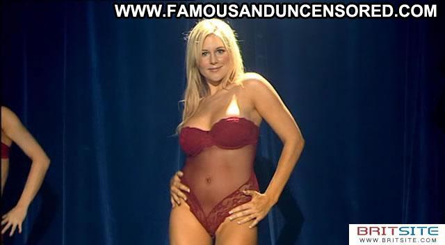 Abi Titmuss British Big Tits Blonde Babe Female Famous Doll