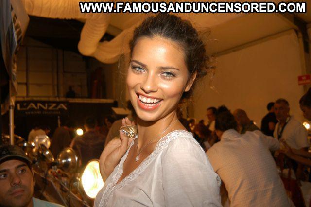 Adriana Lima No Source Cute Celebrity Famous Latina Posing Hot Brazil