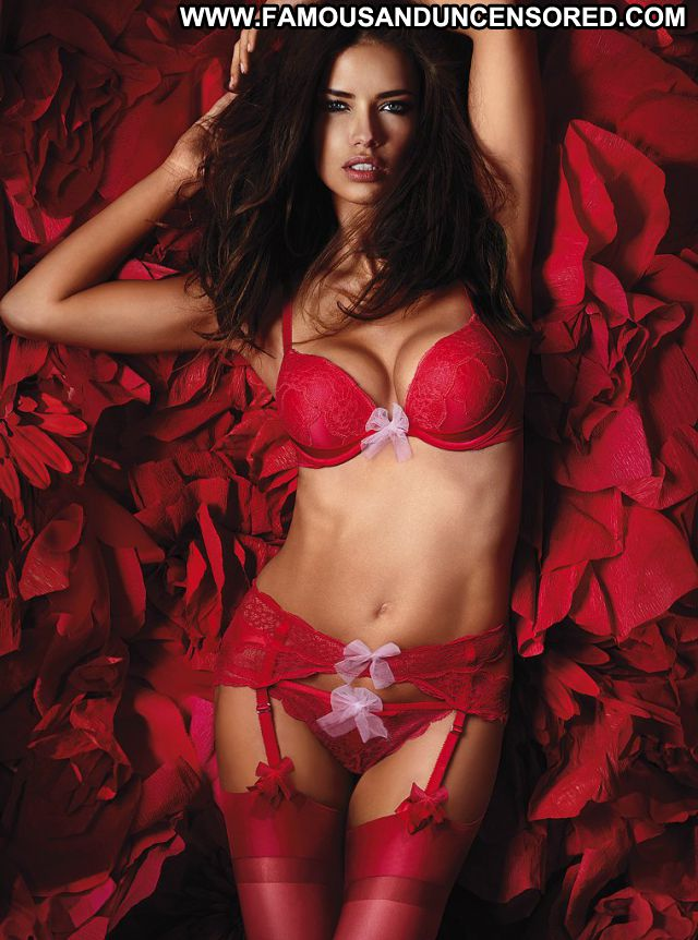 Adriana Lima No Source Celebrity Famous Brazil Lingerie Latina