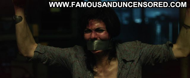 Alexandra Daddario Texas Chainsaw 3d Terror Bdsm Tied Up Hot