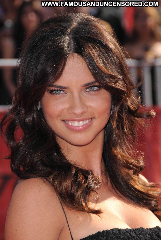 Adriana Lima No Source Bikini Celebrity Brazil Famous Showing Ass