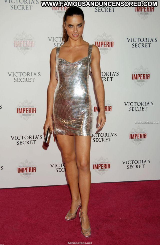 Adriana Lima No Source Latina Sexy Dress Blue Eyes Celebrity