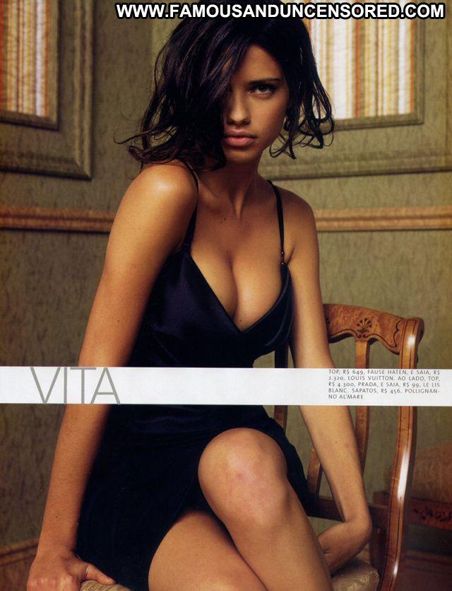 Adriana Lima No Source Posing Hot Posing Hot Celebrity Sexy Dress Hot