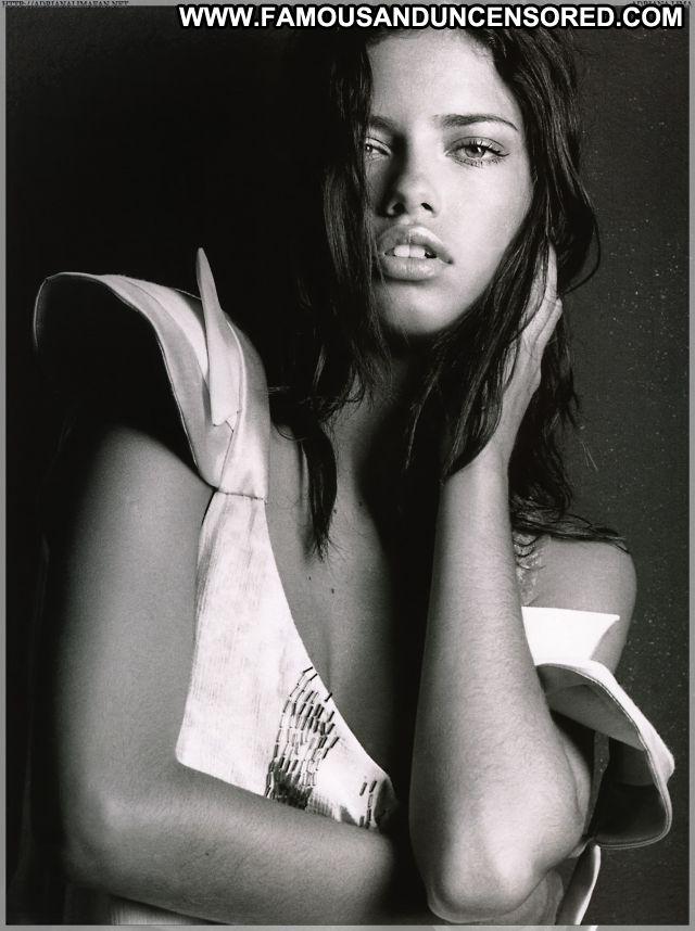 Adriana Lima No Source Posing Hot Cute Latina Celebrity Posing Hot