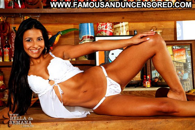 Arlete Freire No Source Posing Hot Celebrity Hot Brunette Famous