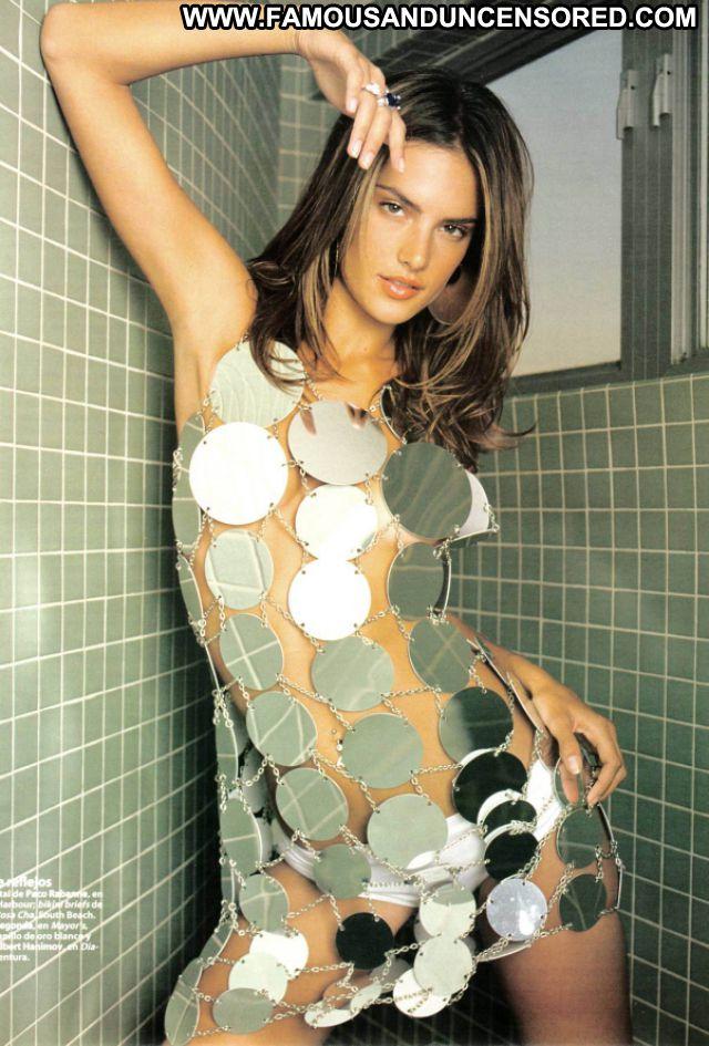 Alessandra Ambrosio No Source Posing Hot Celebrity Celebrity Brown