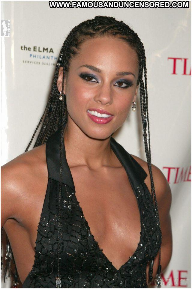 Alicia Keys No Source Ebony Posing Hot Babe Celebrity Famous Singer